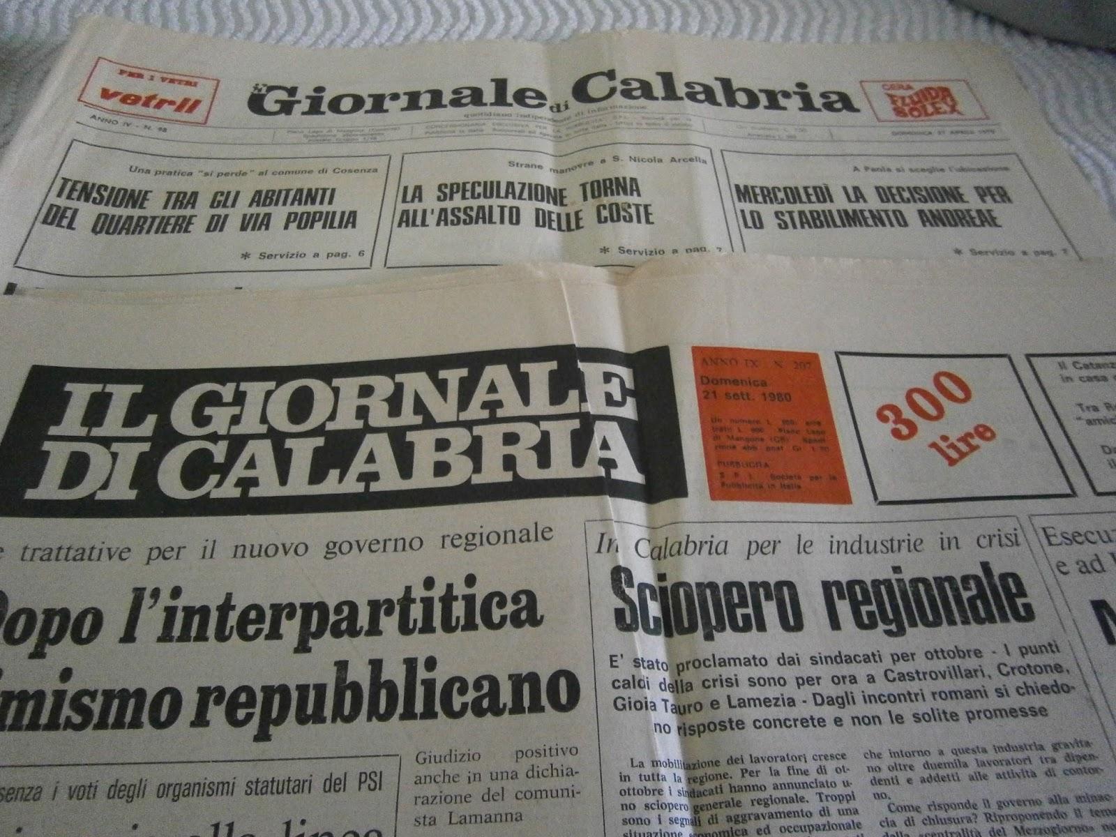 giornale di calabria platinum - photo#38