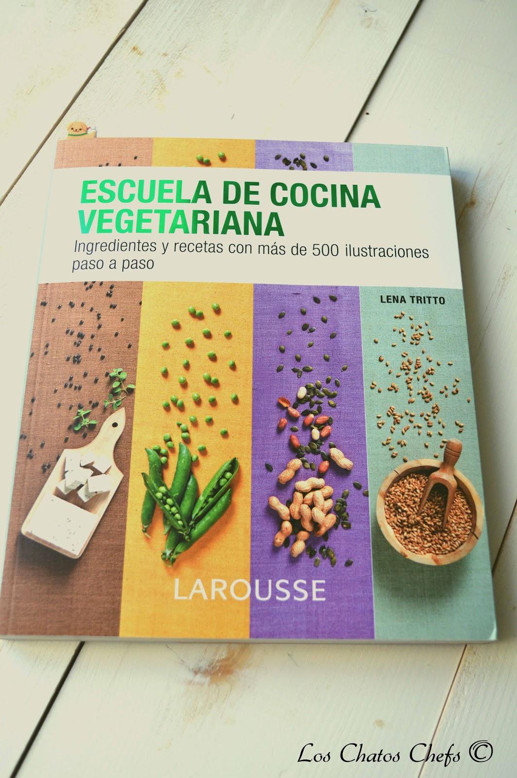 Los chatos chefs el libro del mes agosto 2015 tortas - Escuela de cocina vegetariana ...