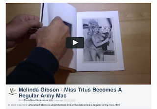 Miss Titus Becomes A Regular Army Mac