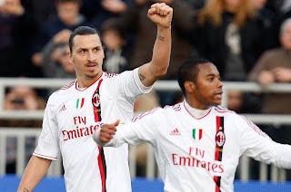 Continua la disputa por el liderato en la Liga Italiana