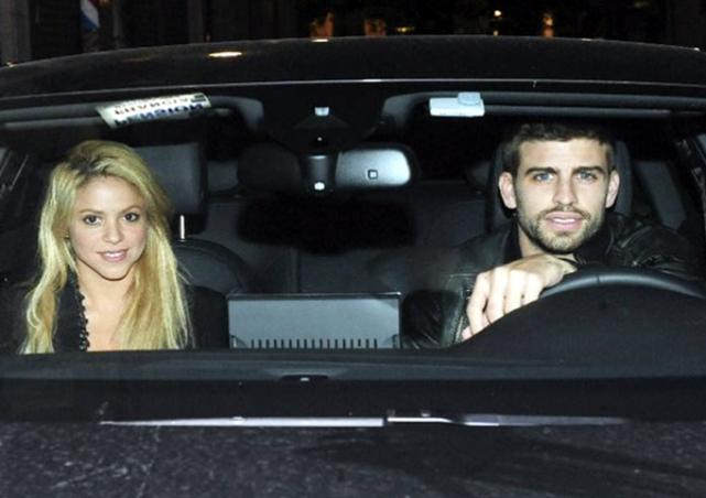 Video Sex scandal of Gerard Pique with Shakira free download tape