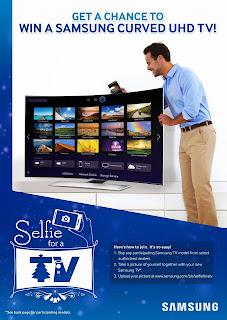 Samsung UHDTV Promo