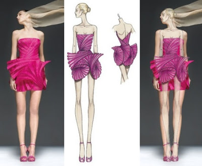 Fashion Design failing subjects many times in college