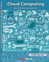 Cloud Computing - Med Virtual Machine Manager 2012