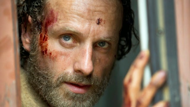 Rick, quinta temporada The Walking Dead