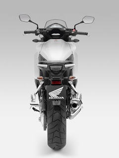 2011 Honda Crossrunner For Touring Motorcycle
