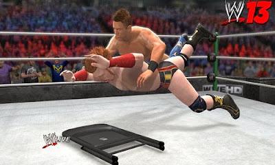Игра WWE 13 на PC - YouTube