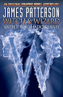 bookcover of IDW's BATTLE FOR SHADOWLAND (Witch and Wizard volume 1)