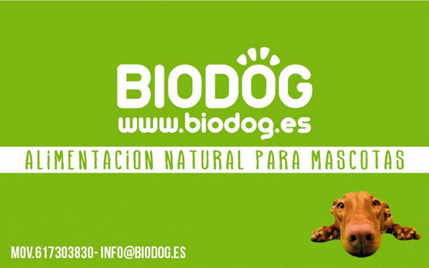 Biodog Alimentacion Natural para Perros