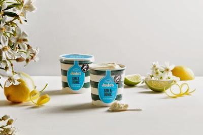 helado Jude's Gin & Tonic