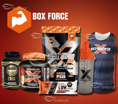Box Force Gold Nutrition