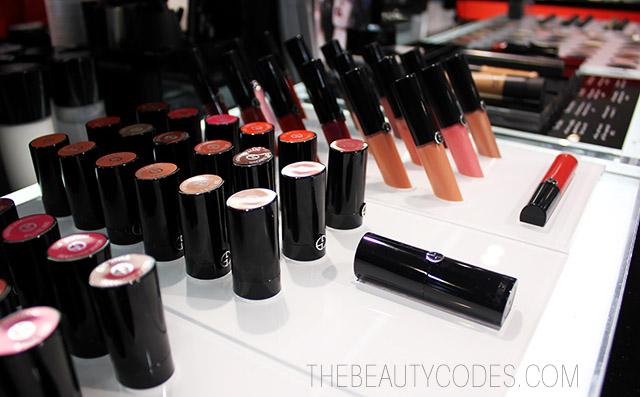 Giorgio Armani Labiales Lipsticks Rouge