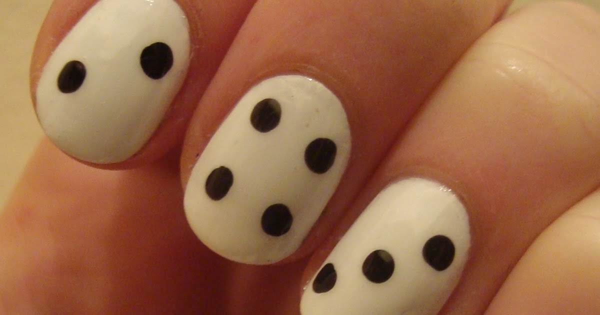 Nailed It NZ: Dice nails