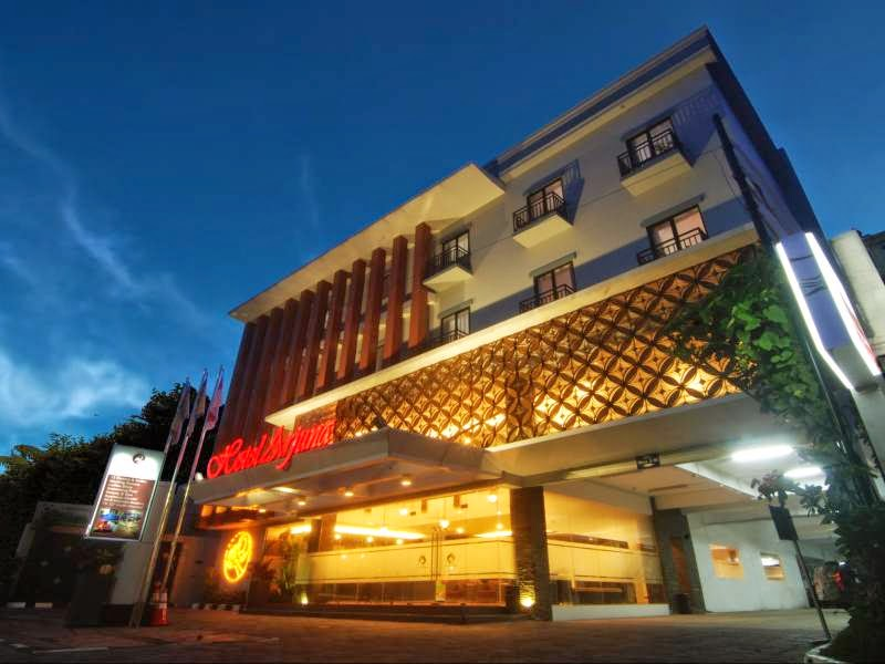 Hotel Arjuna Yogyakarta Dekat Stasiun Tugu Malioboro
