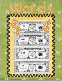 https://www.teacherspayteachers.com/Product/Sight-Word-Money-Deposit-these-words-into-your-memory-Bank-487426