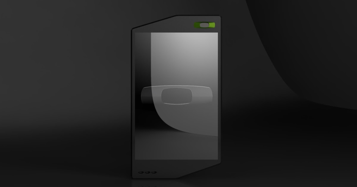 OAKLEY Phone Concept 2012 Frustration Leads To Inspiration