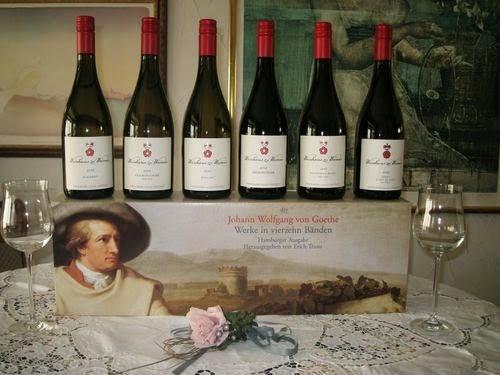 Weinhaus zu Weimar Prinz zur Lippe Weinpaket