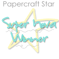 Super Nova Winner @ Papercraft Star