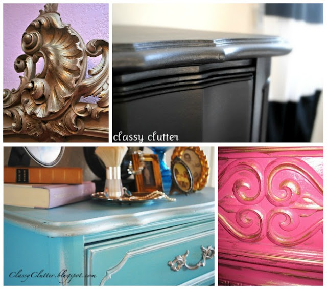4 furniture painting techniques clutter