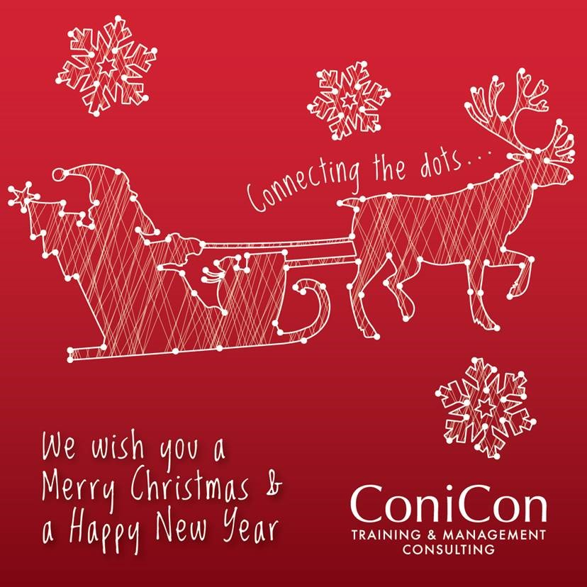 ConiCon best wishes