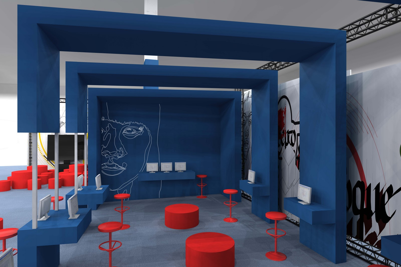 Aula2011byeasdvalencia infografias stand aula 2011 - Easd valencia ...