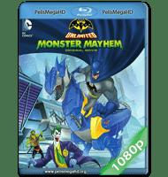 BATMAN SIN LÍMITES: CAOS EN CIUDAD GÓTICA (2015) FULL 1080P HD MKV ESPAÑOL LATINO