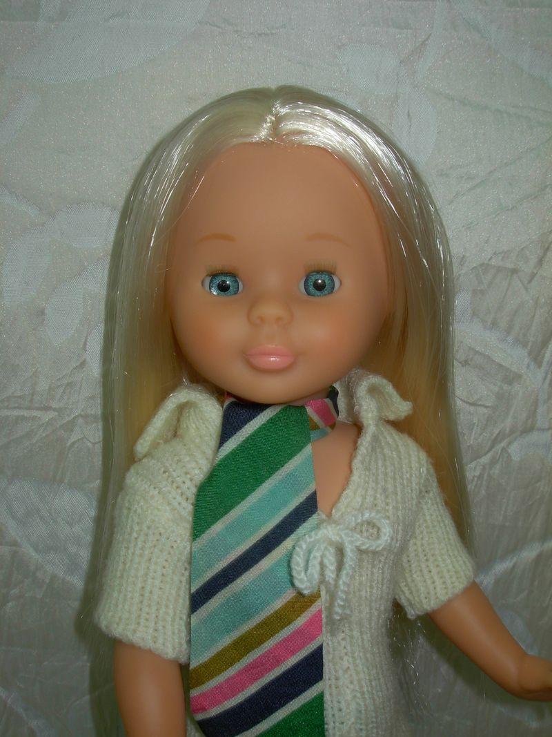 Mi nieta dice ¡que corbata más larga yaya!
