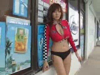 Girl Japanese Asian Car Show Automotive Car On The Week - Asian car show girls