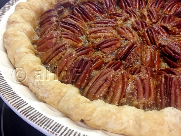 Harmony of Flavors: Heavenly Delicious Maple Bourbon Pecan Pie