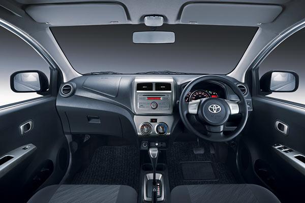 bagaimana Bro/Sis tentang Gambar interior mobil toyota agya Terbaru