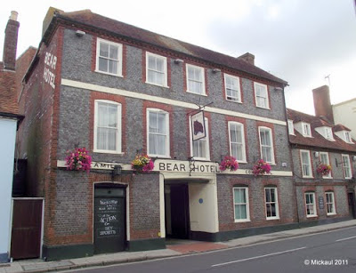 Bear Hotel, Hampshire, UK