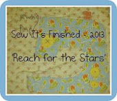 Sew It's Finished 2013