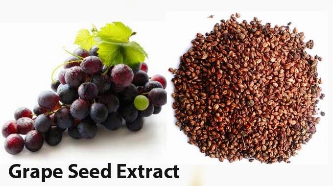 kenapa perlu memilih vitamin E yang kaya dengan grape seed extract