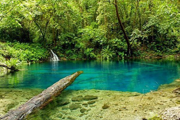 Wisata Danau Kaco Lempur Kerinci