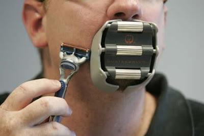 Hacer barba de candado