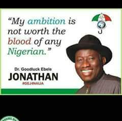 JONATHAN SPEAKS OUT... I Didn't Hand Over A Collapsed Nation To Buhari