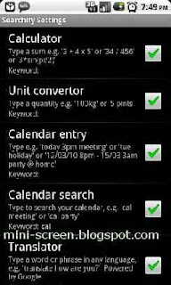 Searchify: Free Android App