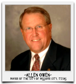 MAYOR ALLEN OWEN