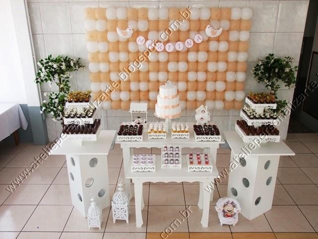 decoracao e personalização de festas provençal