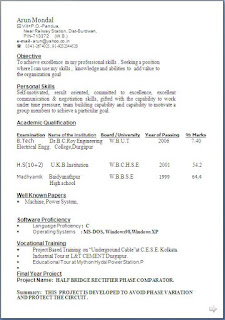 About Author Of The Website:  Typical Resume
