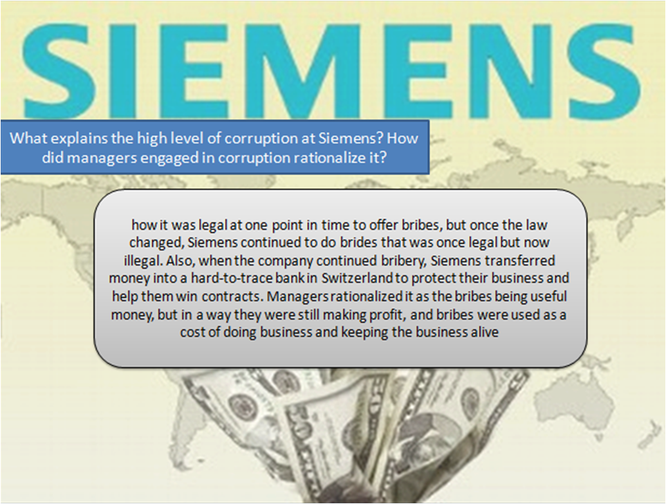 simens bribery scandal The china-end of the siemens bribery scandal came to a conclusion in an intermediate court in henan last month when a china mobile executive received a death sentence.