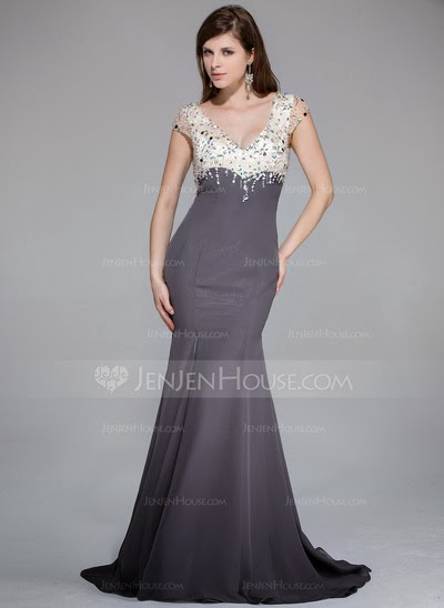 http://www.jenjenhouse.com/Mermaid-V-Neck-Sweep-Train-Chiffon-Charmeuse-Prom-Dress-With-Beading-018025646-g25646?ver=1