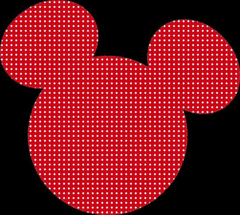 Minnie Vermelha Cabeca Minnie Vermelha