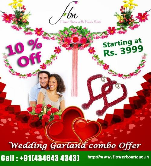 Wedding Garlands Delhi