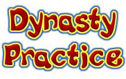 Dynasty Practice Quiz