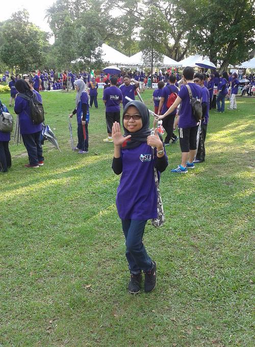 Walk-a-Payung 2014
