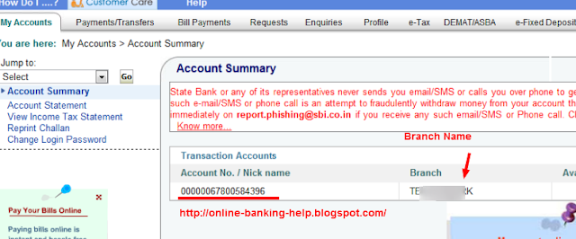 Online banking find state bank account number online - Open a post office bank account online ...