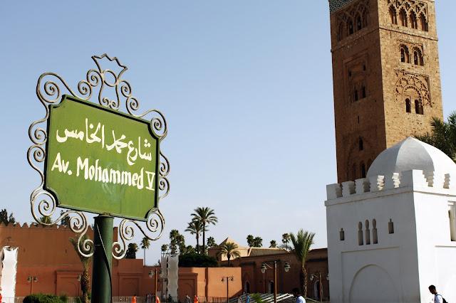 Av. Mohammed V