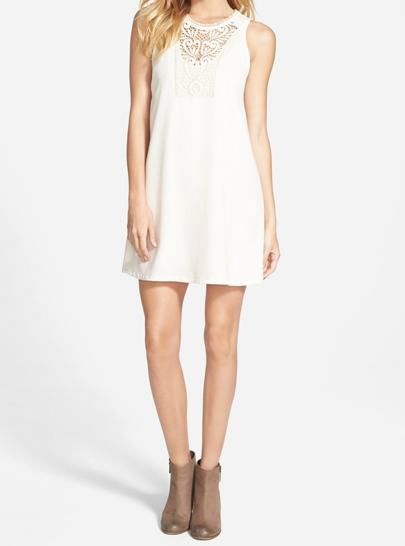 Weekend Steals & Deals | little white dress | Spring/Summer Fashion