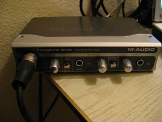 M-Audio FireWire Solo Interface